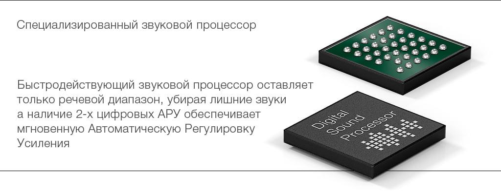 Звуковой процессор микрофона Stelberry M-80HD