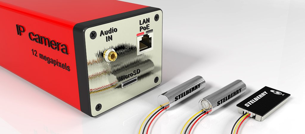 Рекомендации по подключению активных микрофонов STELBERRY к IP-камерам