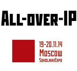 STELBERRY на выставке All-over-IP 2014